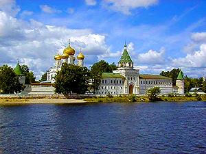 Кострома. Ипатьевский монастырь. Обзорная автобусная экскурсия по городу