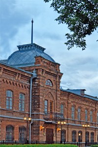 Ирбитский государственный музей изобразительных искусств.