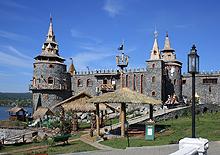 Парк Сонькина лагуна.