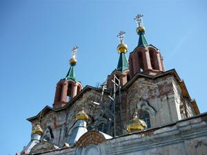 Далматовский монастырь.