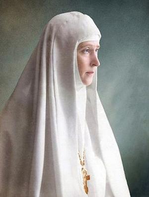 Княгиня Елизавета Федоровна Романова.