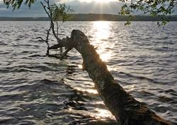 Озера Челябинской области.