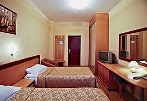 Гостиница Центральная.