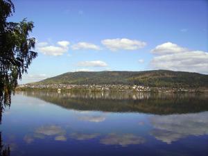 Ильменское озеро.