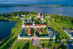 Валдайский Иверский Богородицкий Святоозерский мужской монастырь.