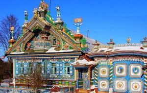 Кунары. Дом кузнеца Кириллова.
