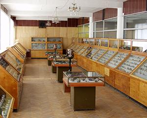 Музей Ильменского заповедника.