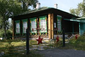 Музей Кузнецова в Талице.