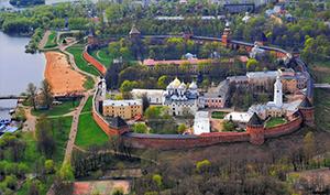 Великий Новгород. Кремль.