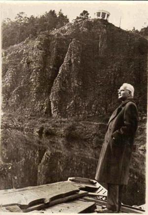 C.Щипачев в Курьях