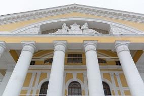 Музыкальная программа «Шорыкйол» в национальном драматическом театре им. Шкетана.