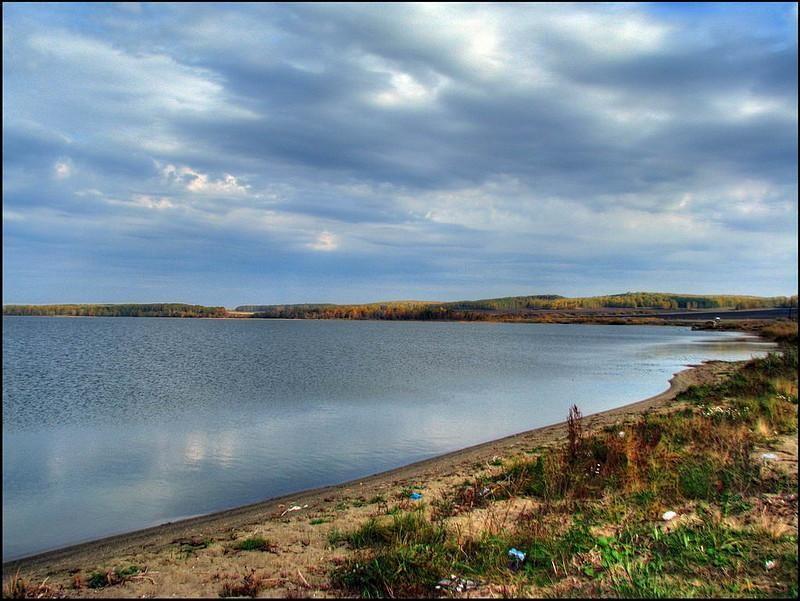 озеро Кундравы