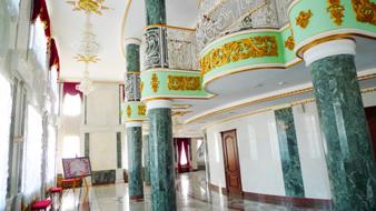 Музыкальная экскурсия в Марийском государственном театре оперы и балета им. Эрика Сапаева